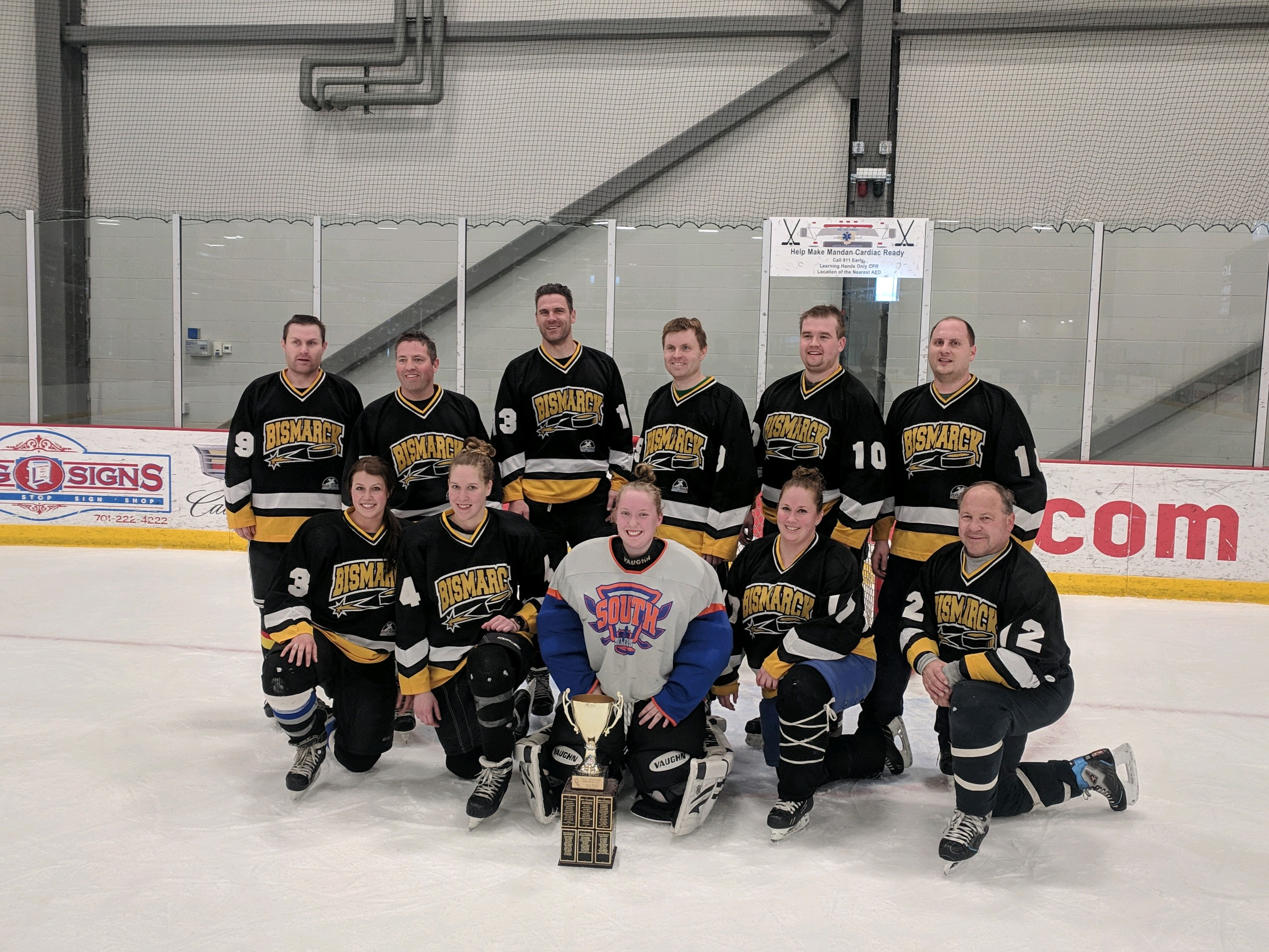 Missouri River Adult Hockey League Home